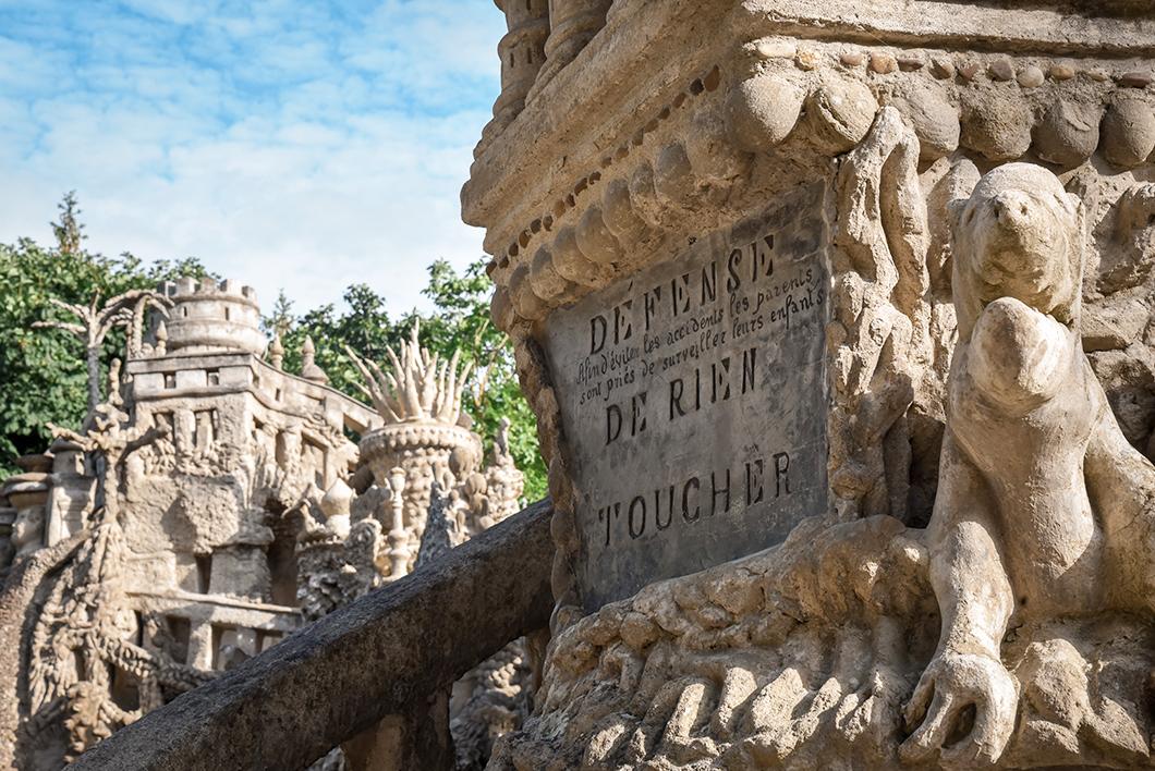 Que visiter dans la Drôme ? Que faire dans la Drôme ? Palais Idéal du Facteur Cheval