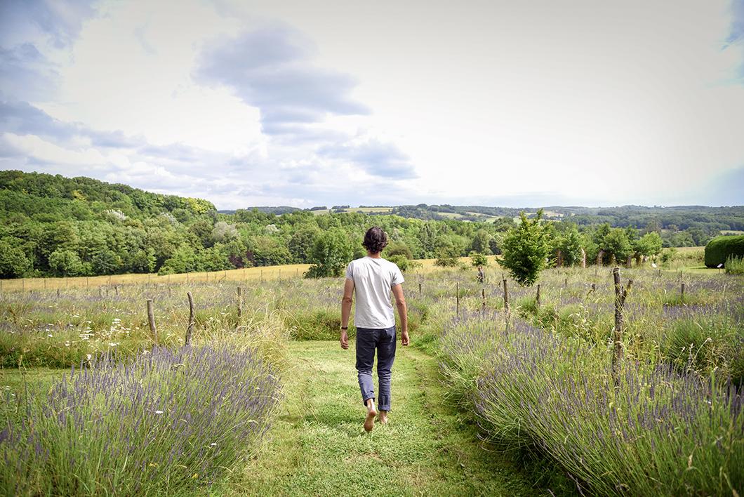 Activités avec des enfants dans la Drôme - Labyrinthes d'Hauterives