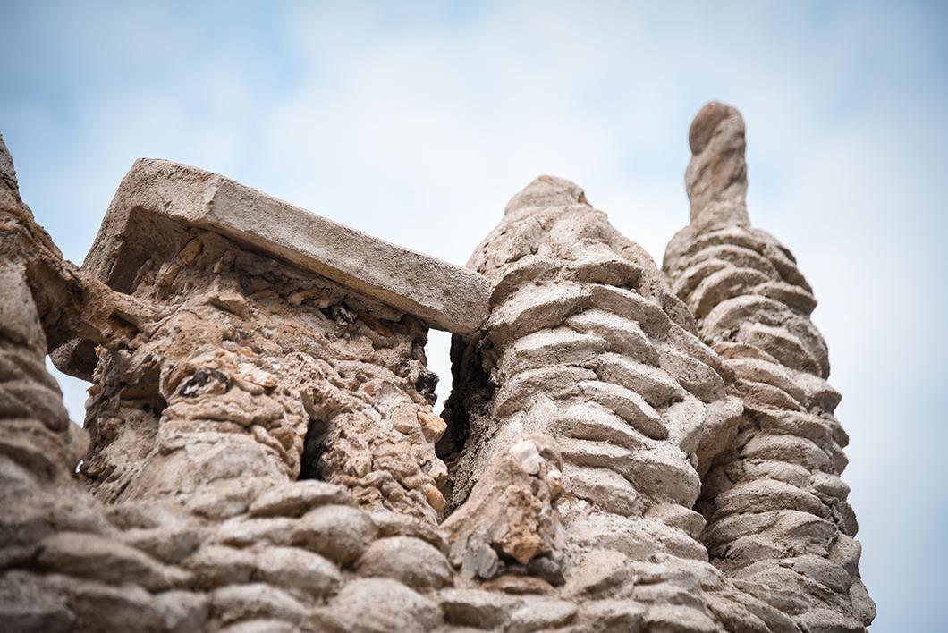 Que faire dans la Drôme ? Visite insolite du Palais Idéal du Facteur Cheval