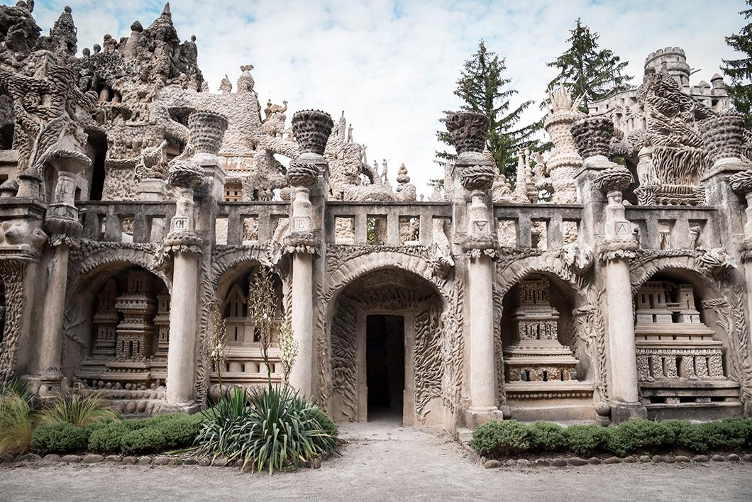 Palais Idéal du Facteur Cheval - Week end insolite dans la Drôme