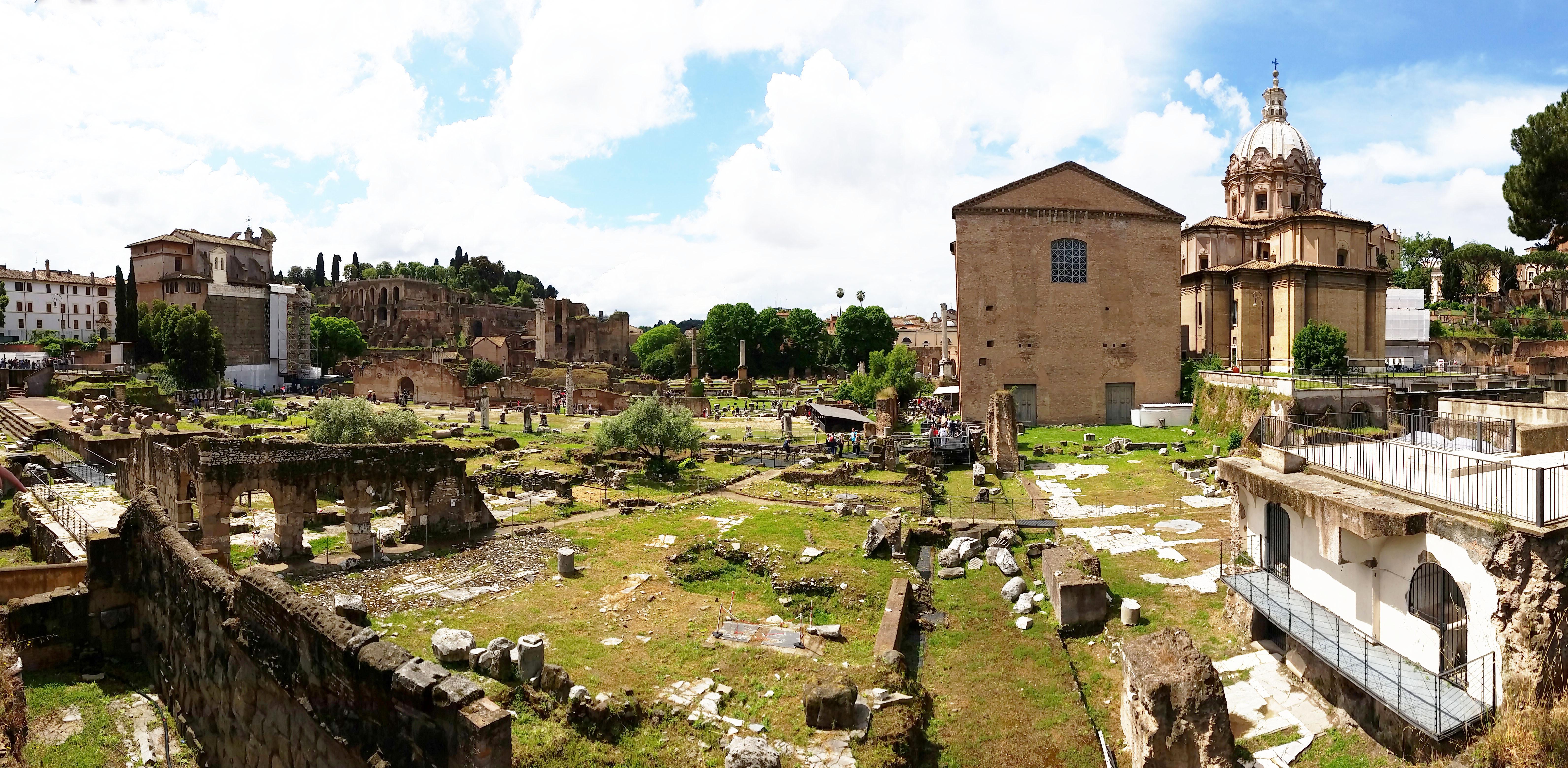 Visiter le centre de Rome