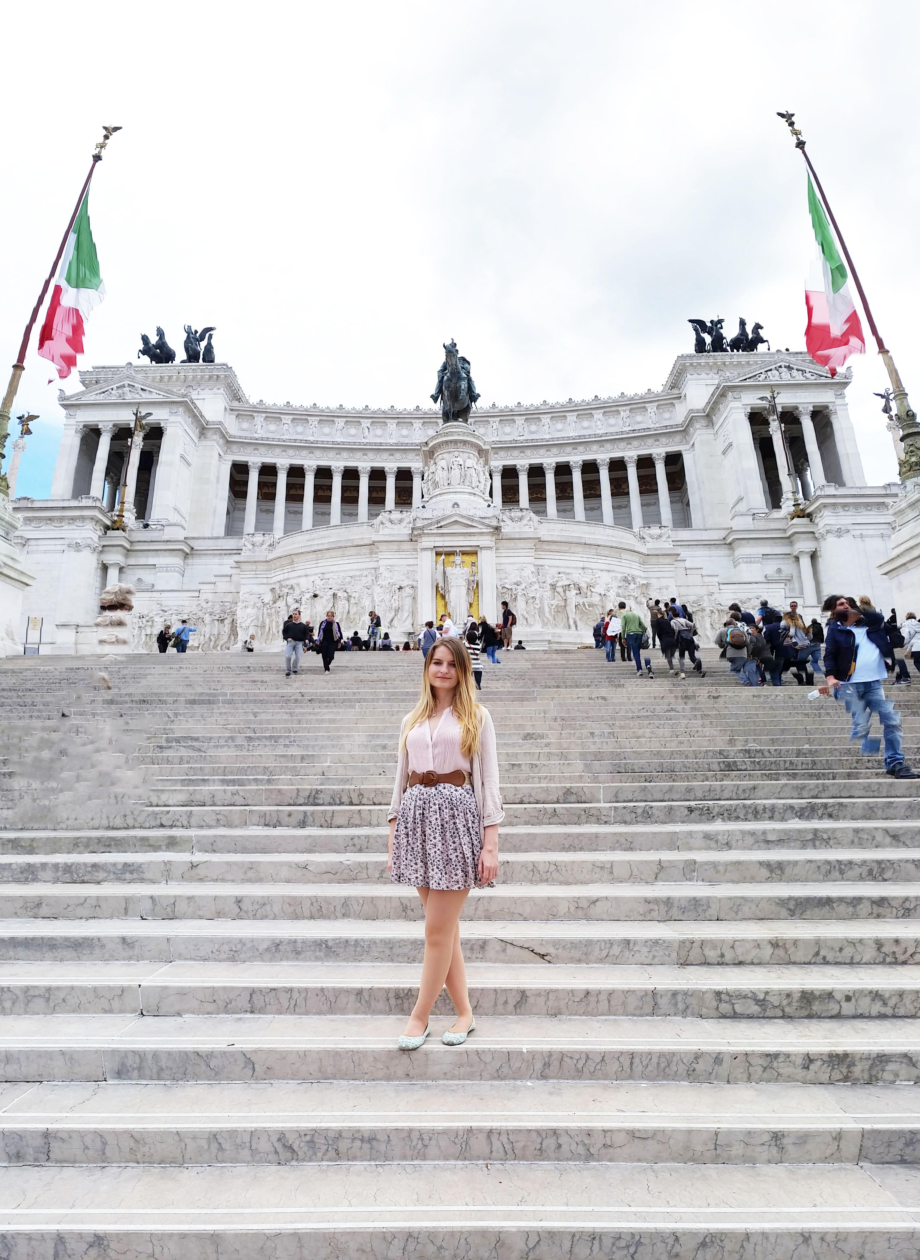 Visiter les grandes places de Rome