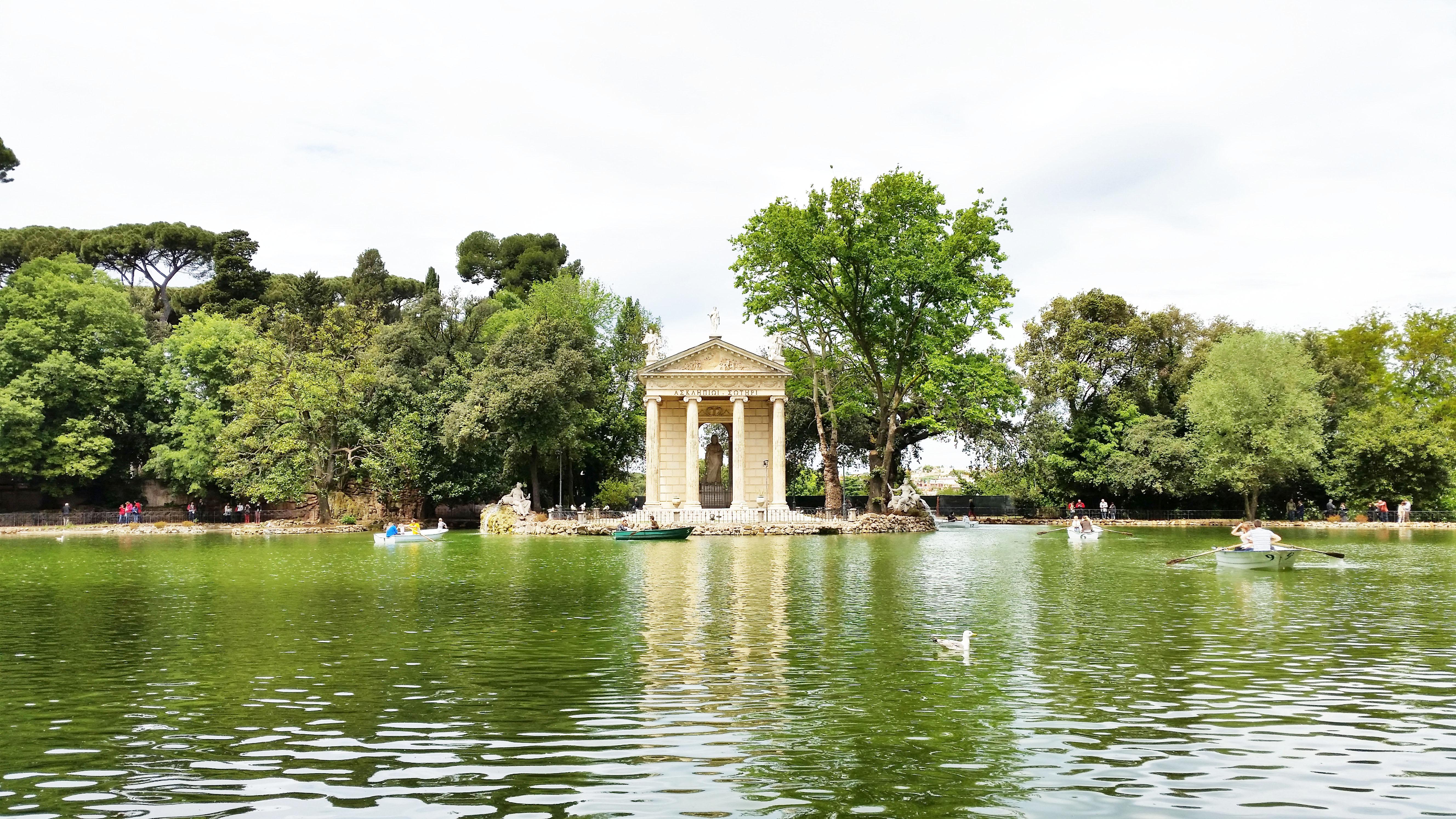 visiter Rome à la Doce Vita