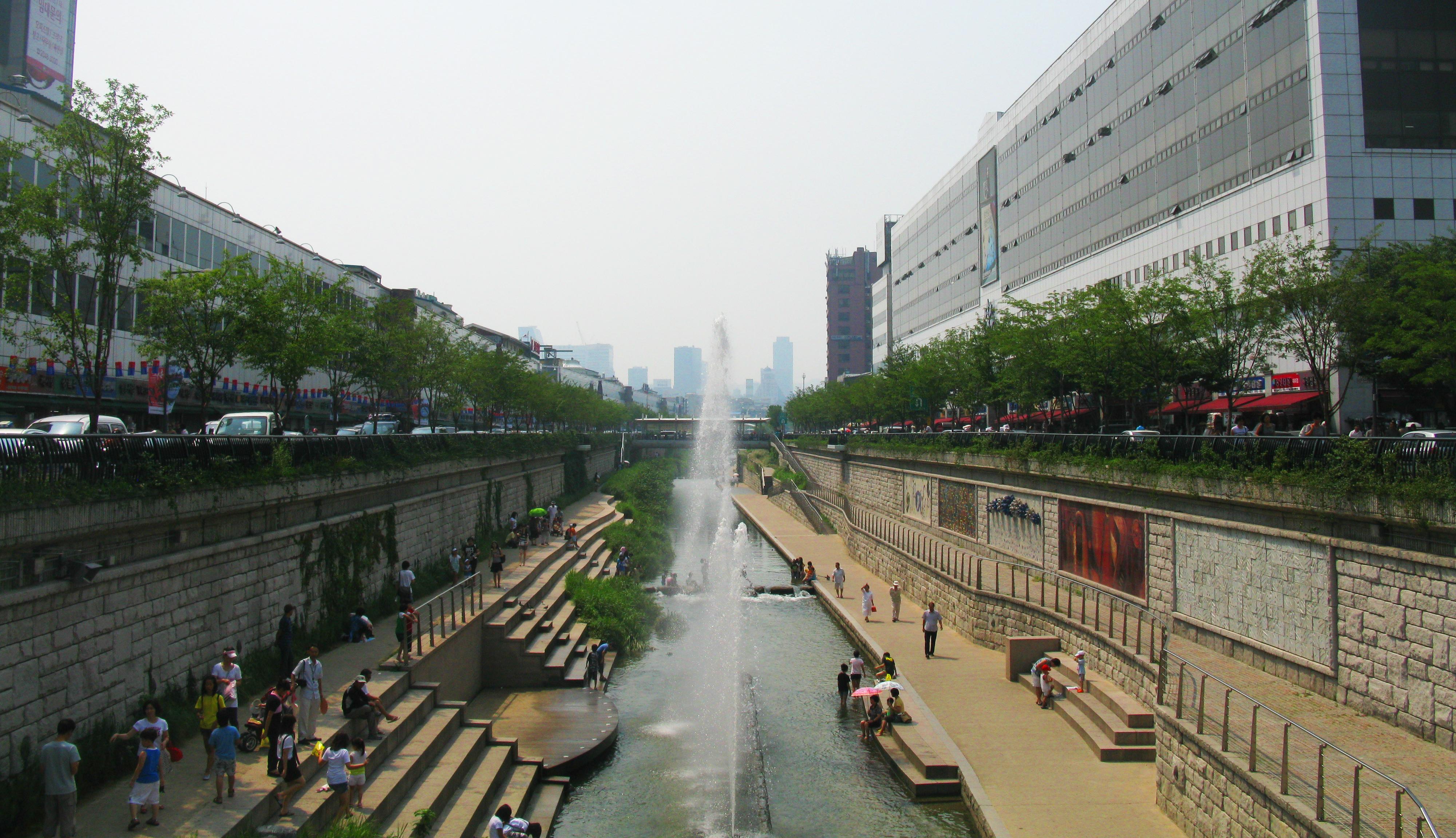 Voyage en Asie - Séoul