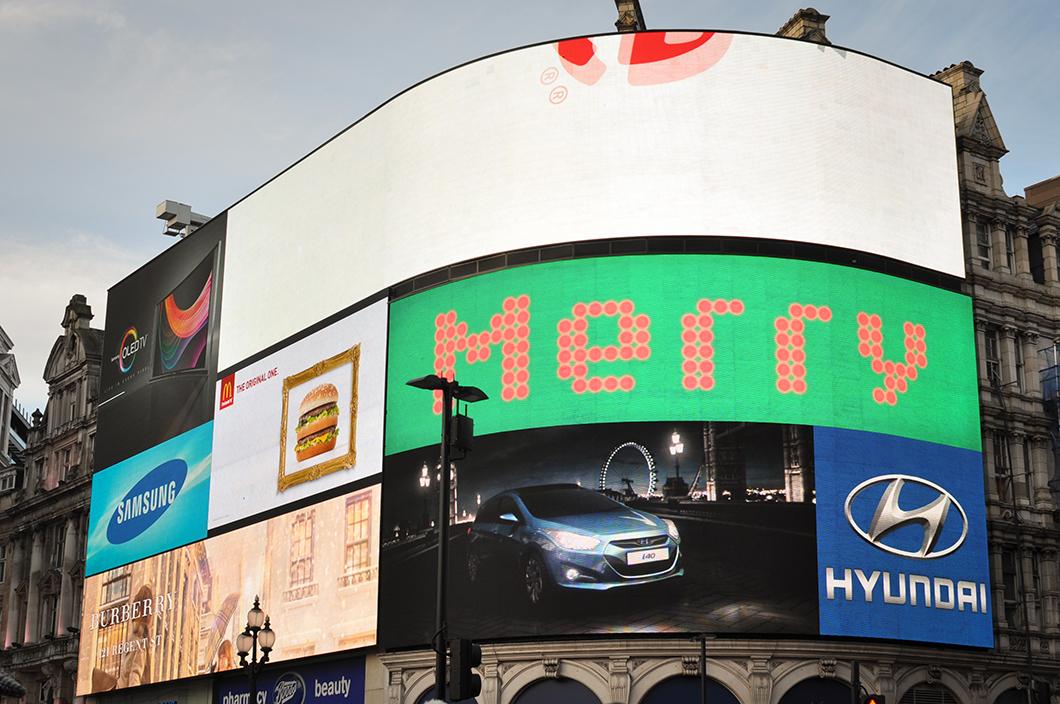 Que faire à Londres à Noël ?