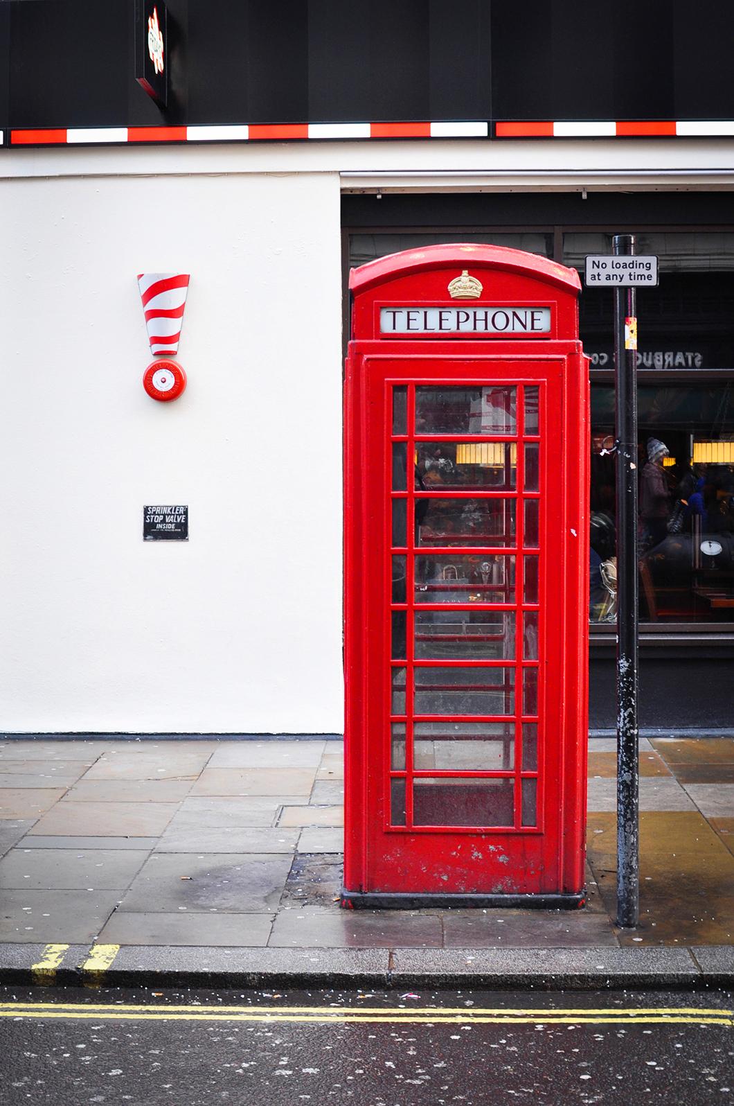 Visiter Londres à Noël