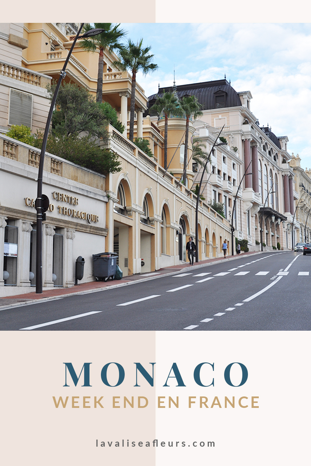 Monaco, idée de week end en France