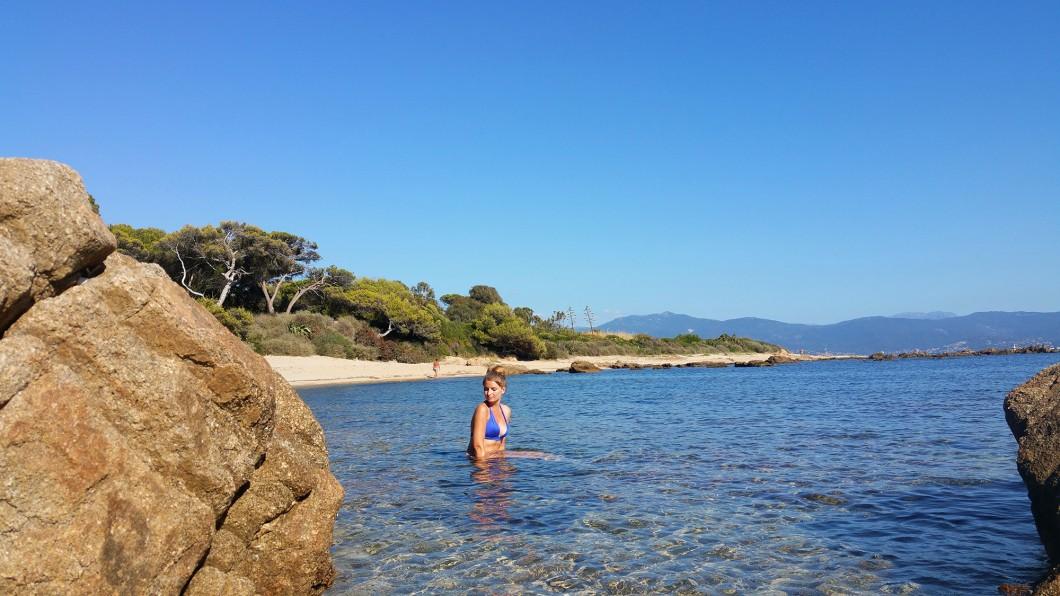 plages à Ajaccio