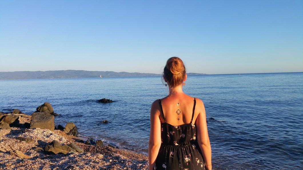 Meilleur spot pour le coucher de soleil à Ajaccio