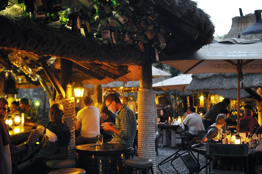 Joe's Beerhouse, restaurant à Windhoek en Namibie