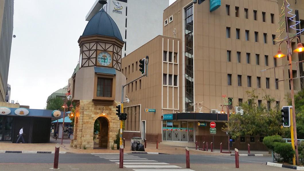 Visiter Windhoek en Namibie