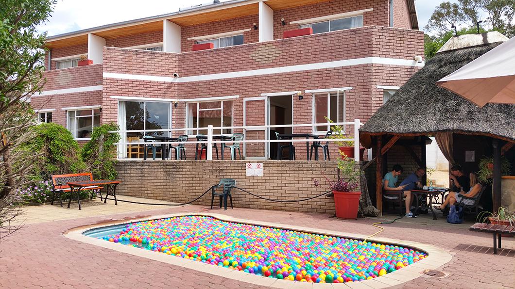 Pension Uhland, hotel à Windhoek en Namibie