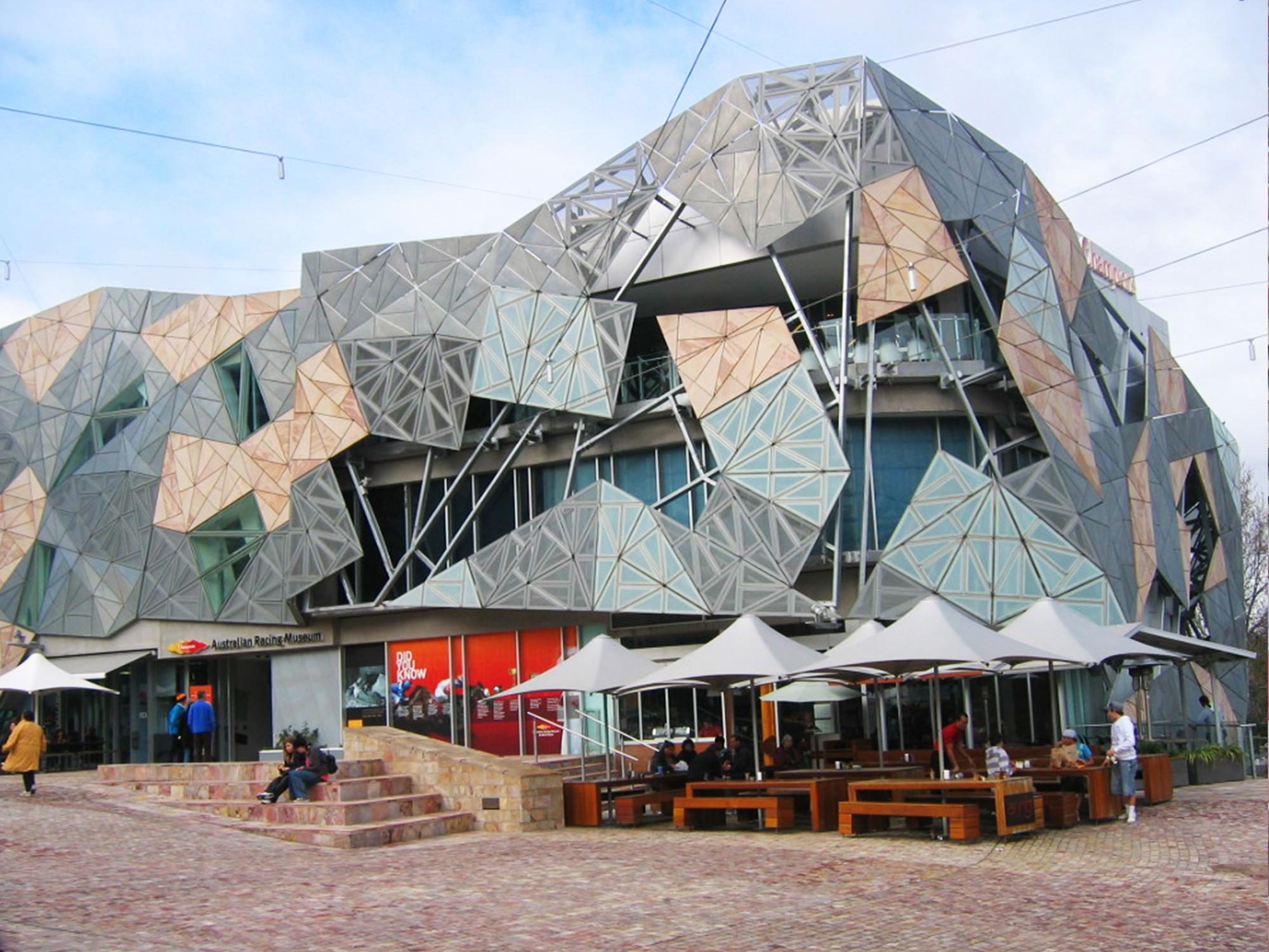 Road trip en Australie - Melbourne
