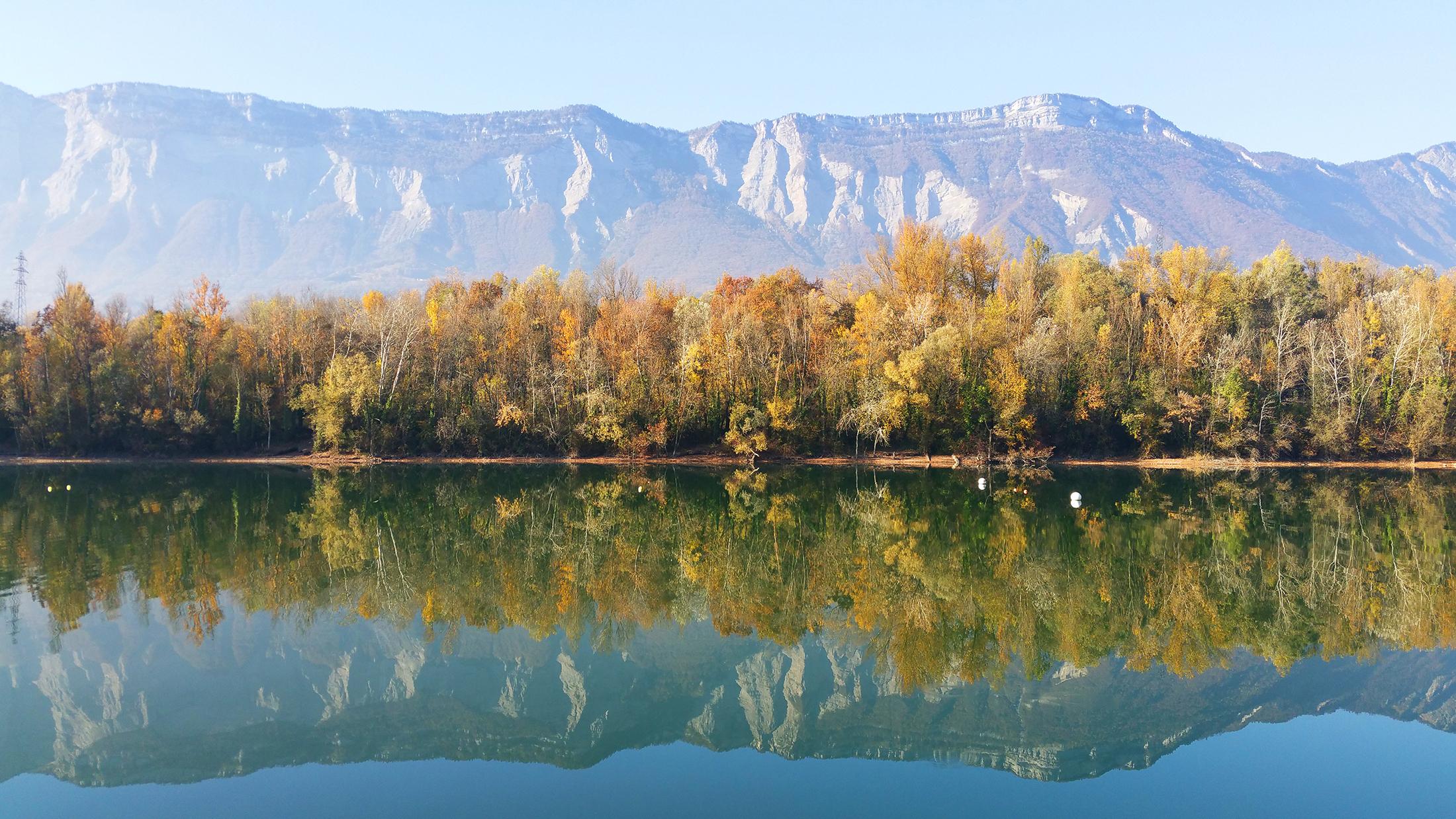 lac et montagne grenoble