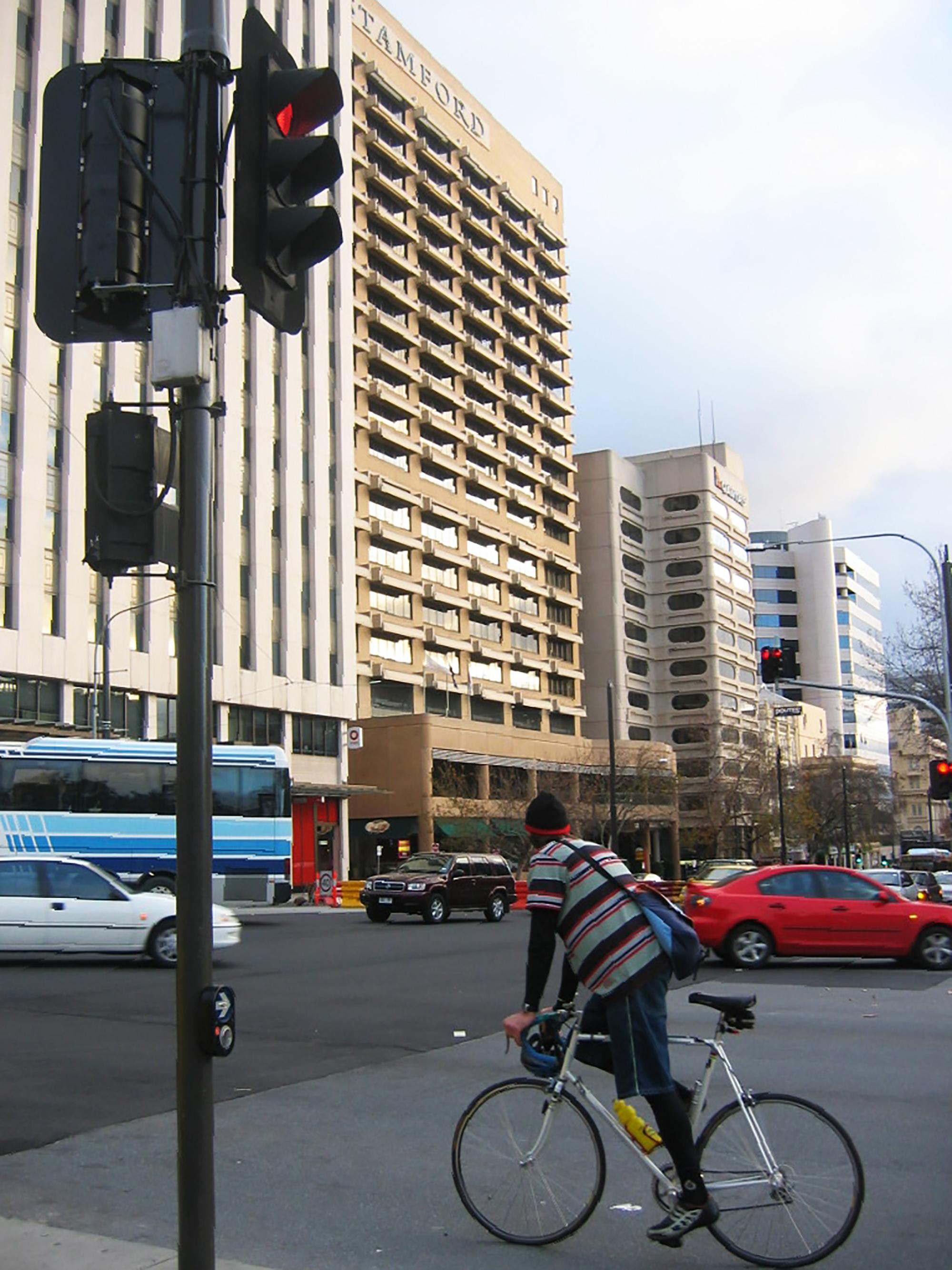 Road trip en Australie - Adélaide