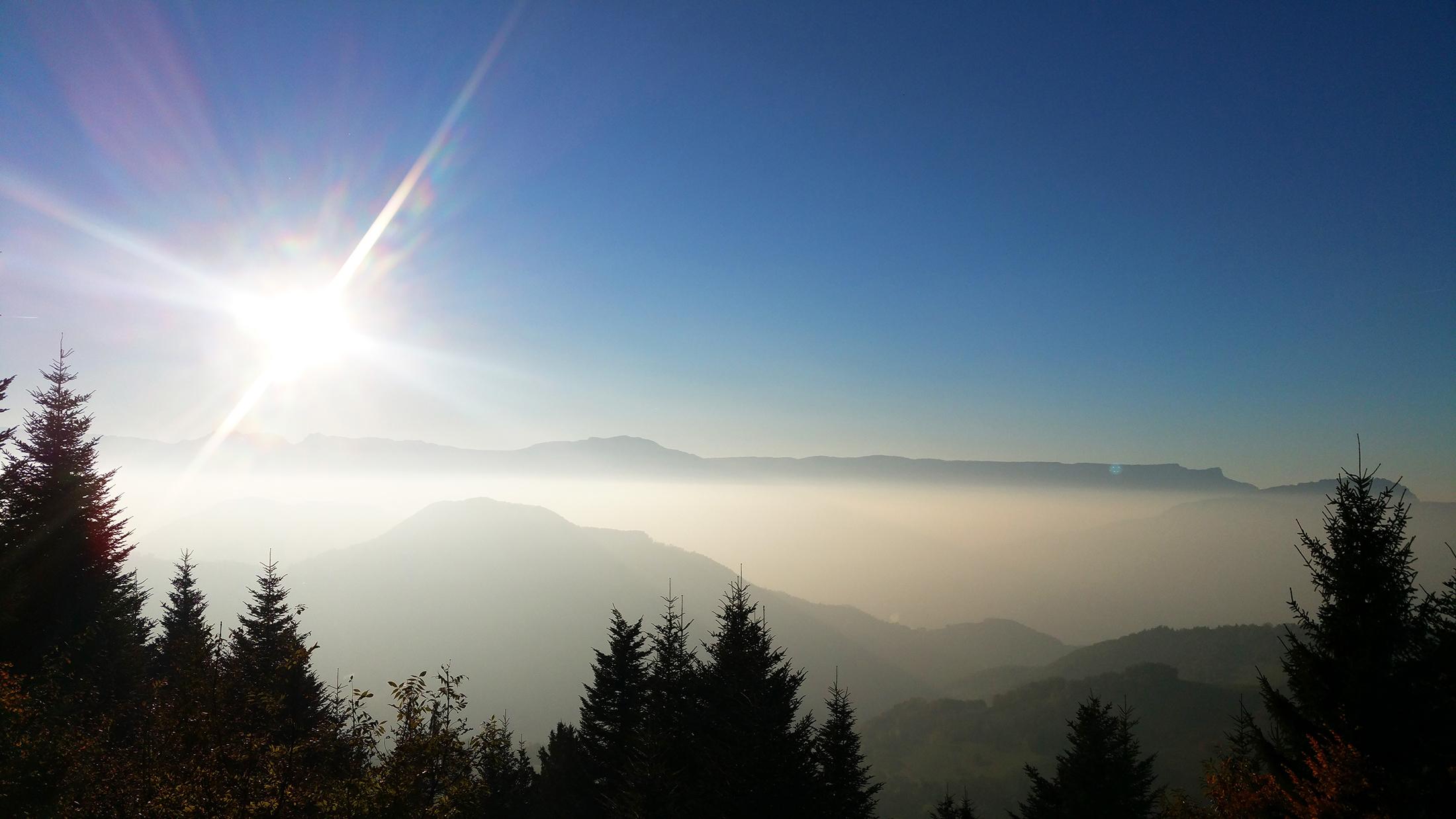 promenade montagne revel