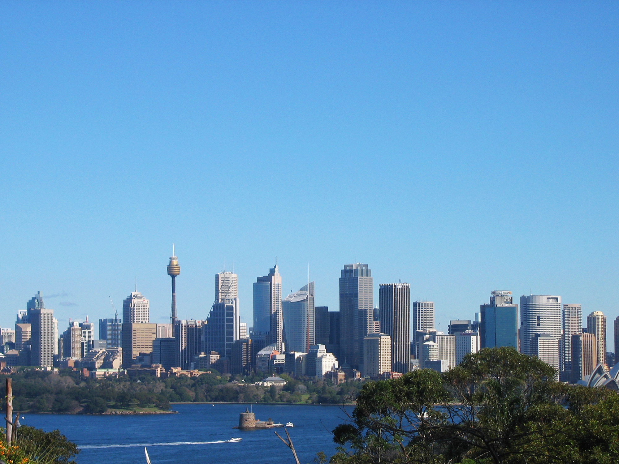 Road trip en Australie - Sydney