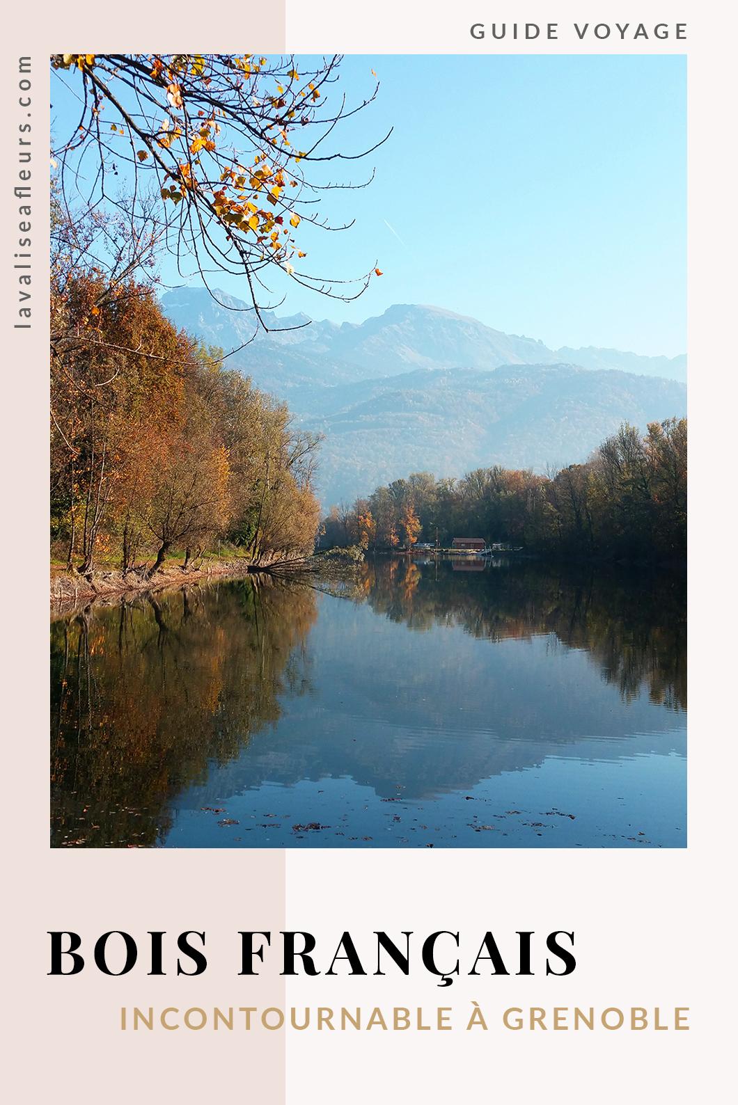 Le bois Français, les plus beaux lacs des Alpes