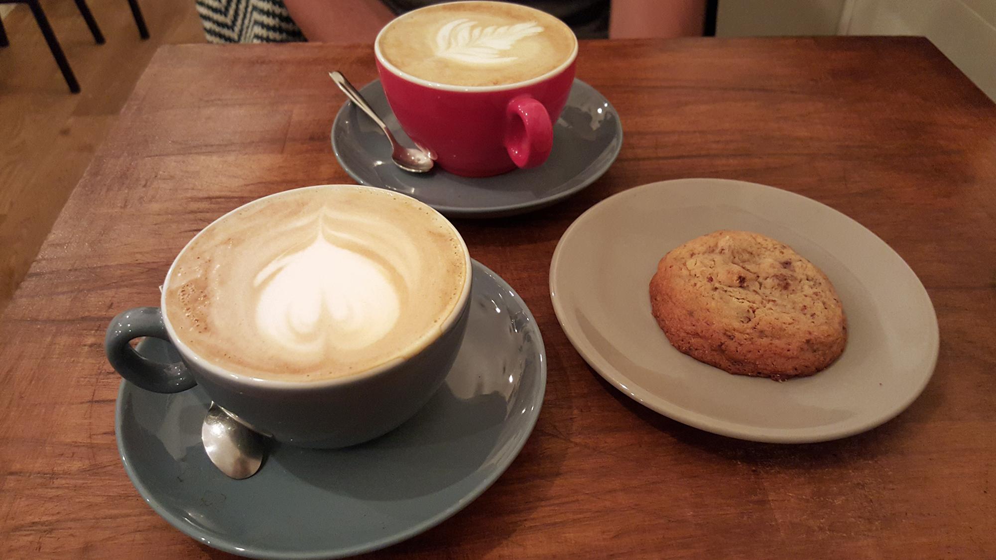 Coffee Spoune - top meilleurs cafés à paris