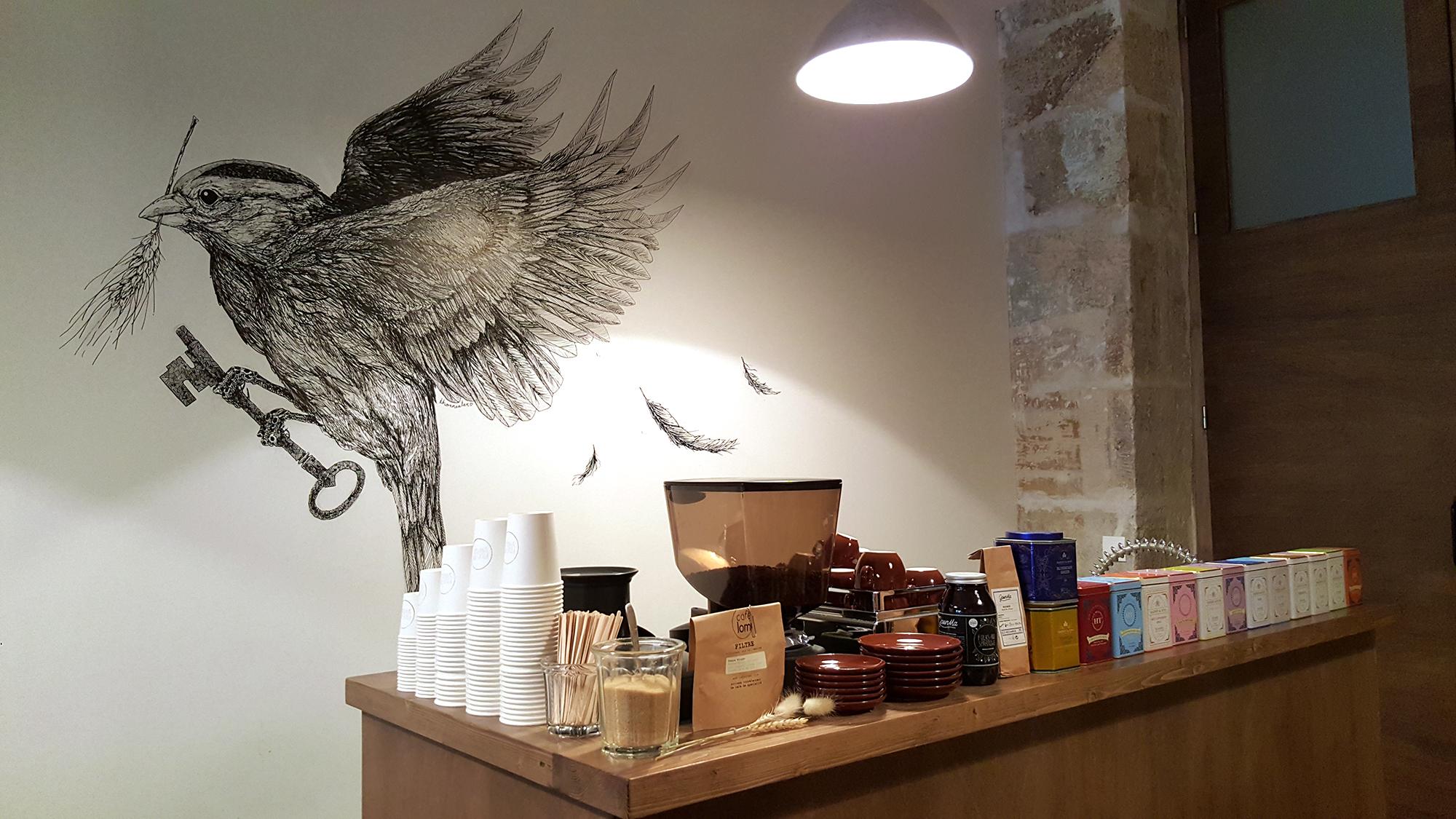 Folks and Sparrows - top meilleurs cafés à paris
