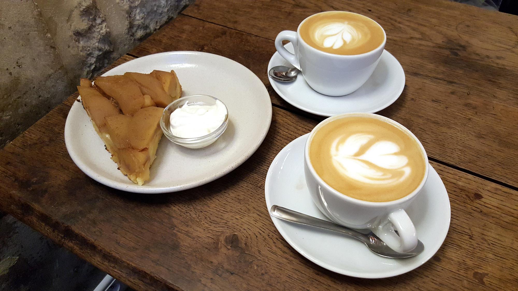 Fragments - top meilleurs cafés à paris