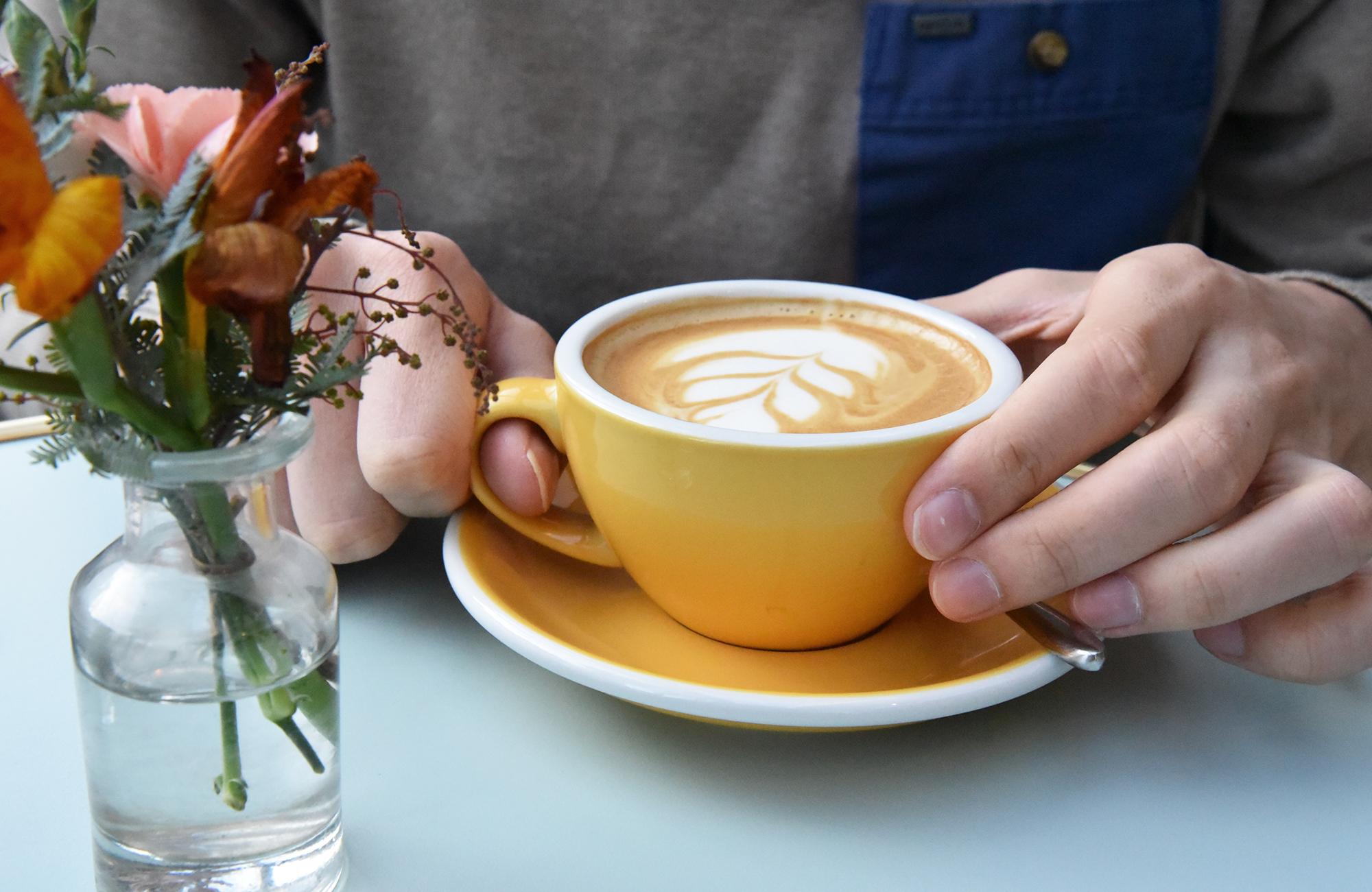 République of coffee - top meilleurs cafés à paris