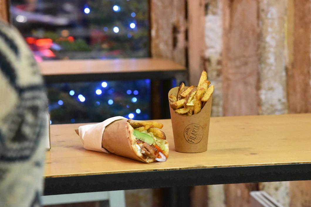 Filakia - top des kebabs de luxe à Paris