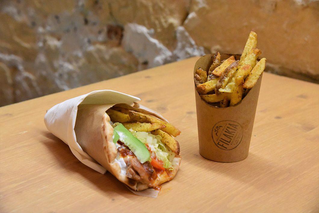 FIlakia, Top des meilleurs kebabs de luxeà Paris