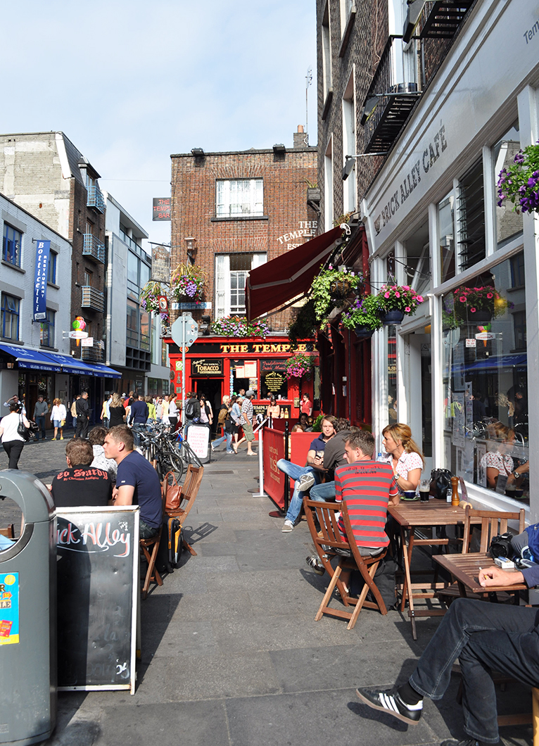 Bonnes adresses Dublin