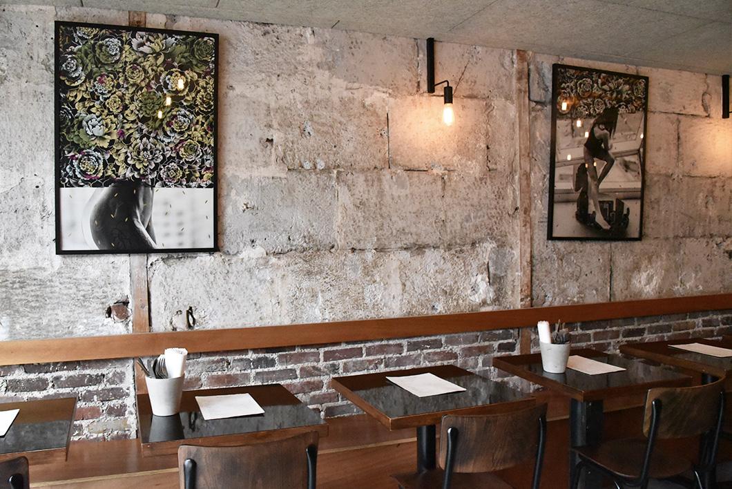 Rococo, le néo-kébab - top des kebabs de luxe à Paris