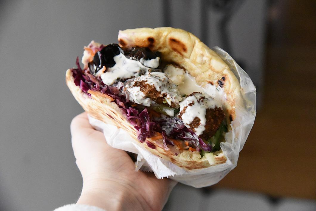 Chez Hanna, kebab à la libanaise - top des kebabs de luxe à Paris