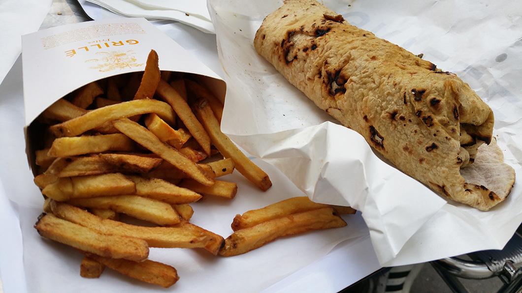 Grillé - top des kebabs de luxe à Paris