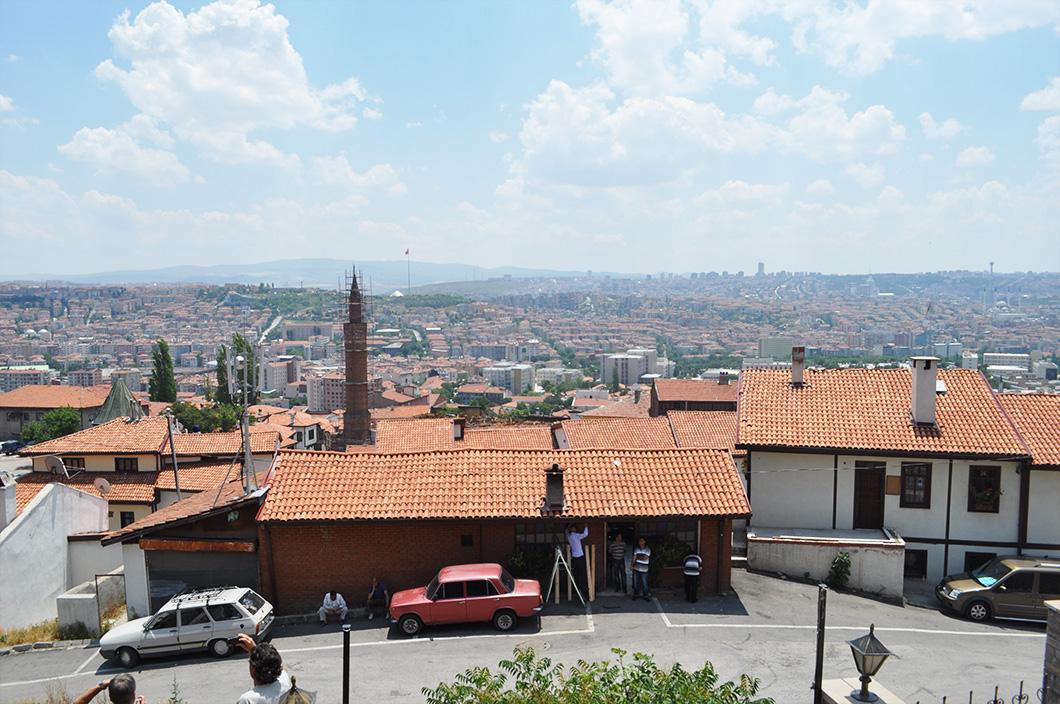 Road trip en Turquie - Ankara