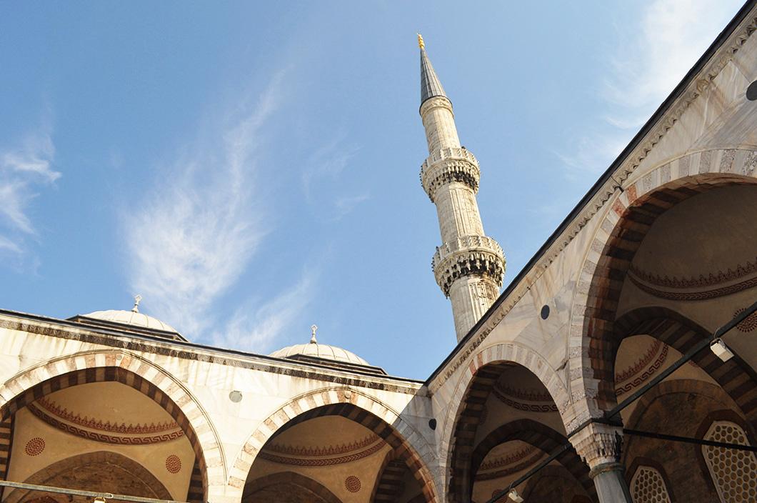 Road trip en Turquie - Istanbul