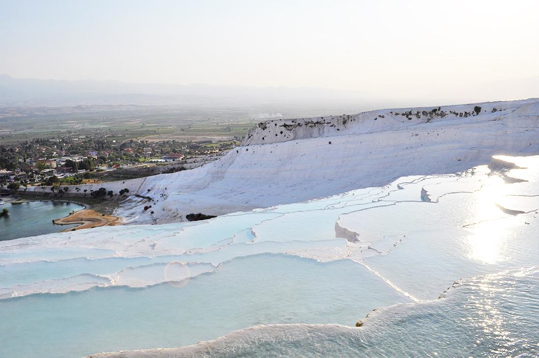 Road trip en Turquie - Pamukkale