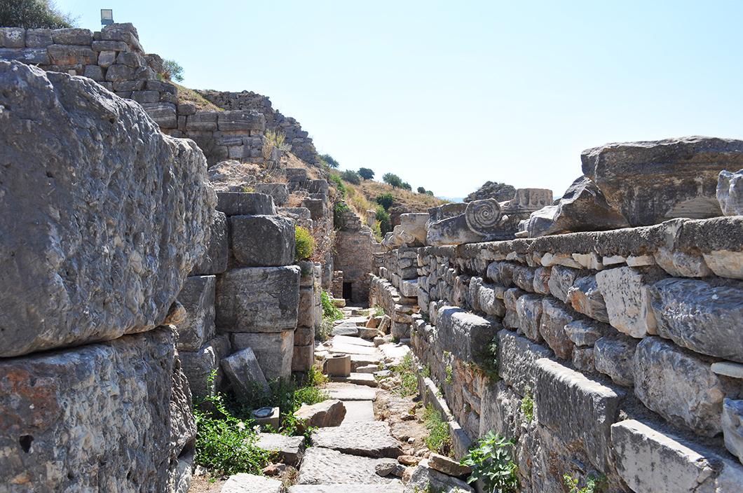 Road trip en Turquie - Éphèse