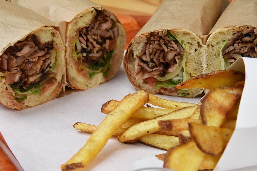 B. Bell, kebab gourmet à Paris