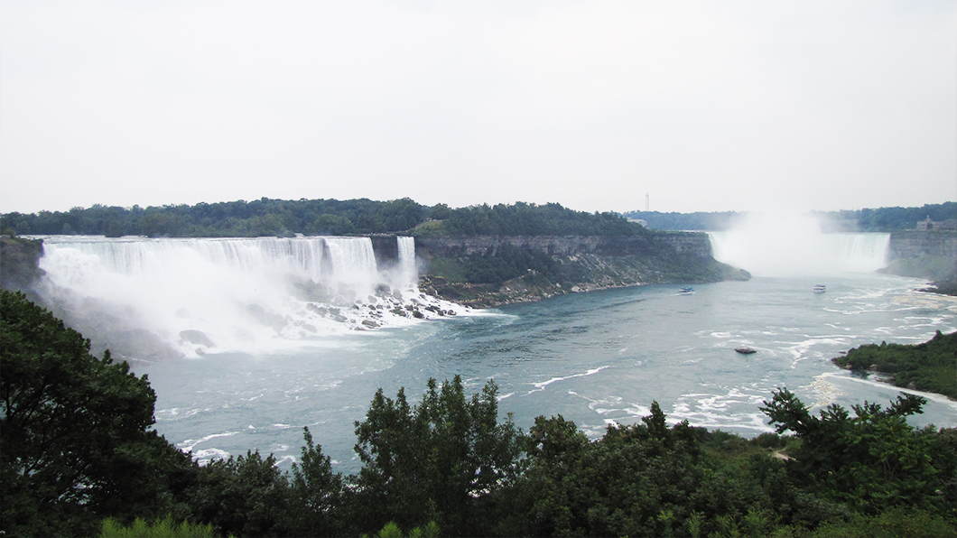 Road trip aux Etats Unis - Road trip USA - Niagara