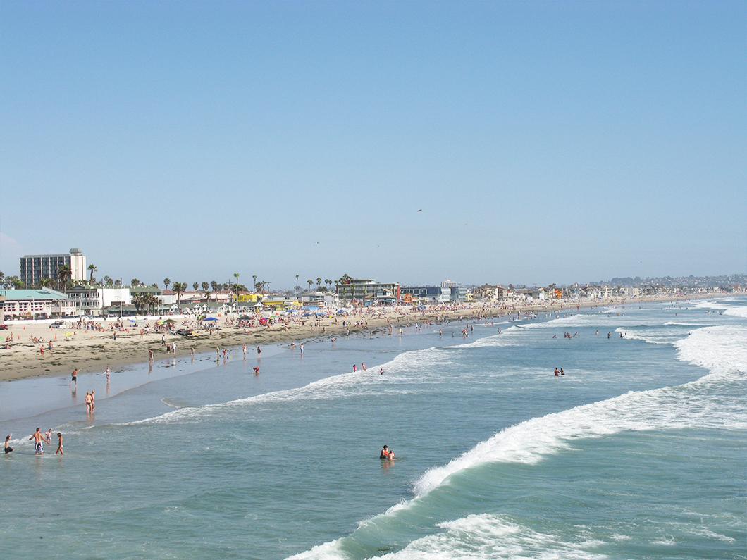 Road trip aux Etats Unis - Road trip USA - San Diego