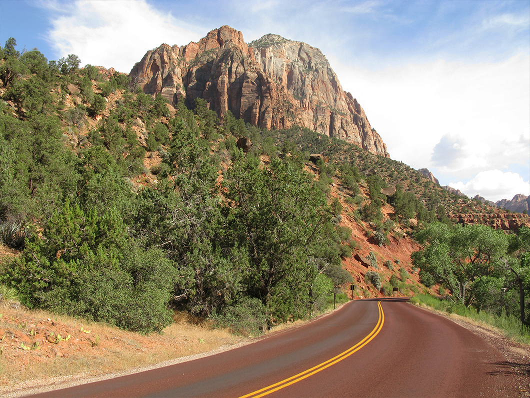 Road trip aux Etats Unis - Road trip USA - Zion