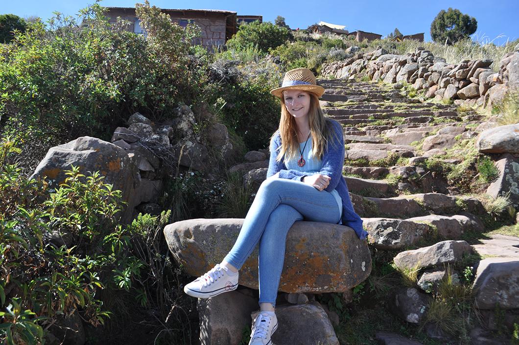 Ile de Taquile - lac Titicaca - road trip Pérou