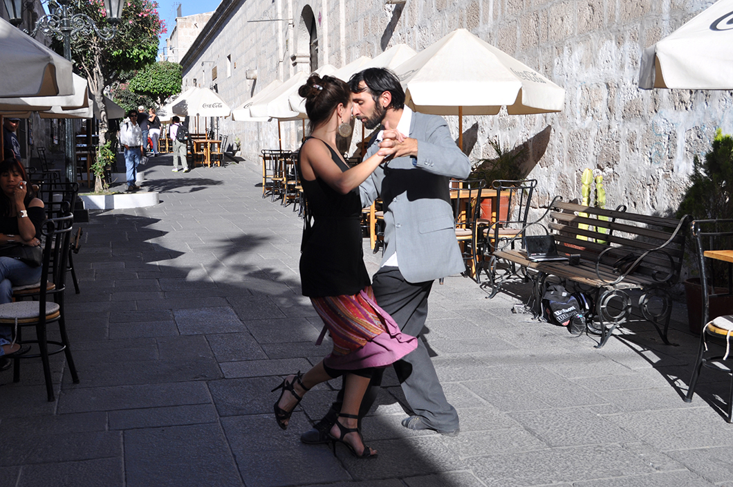 Tango - Arequipa - Road trip au Pérou
