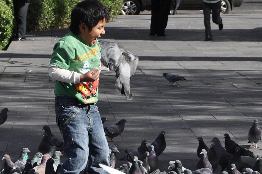 Plaza de Armas - Arequipa - Road trip au Pérou