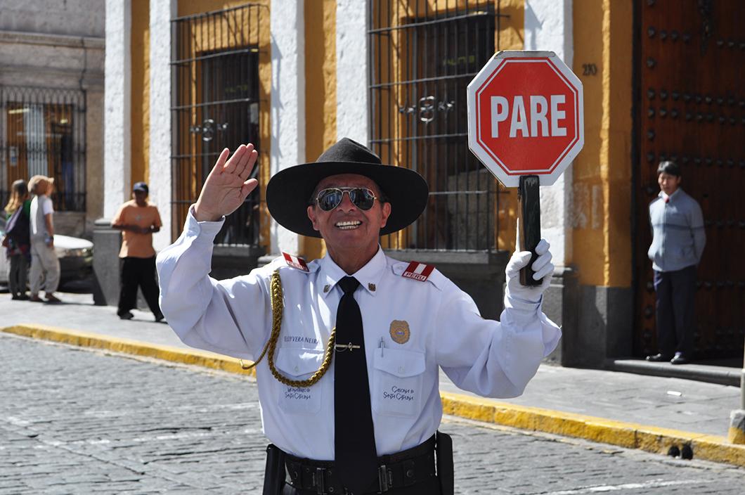Arequipa - Road trip au Pérou