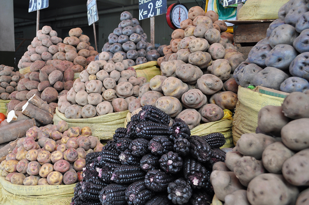 Mercado San Camilo - Arequipa - Road trip au Pérou