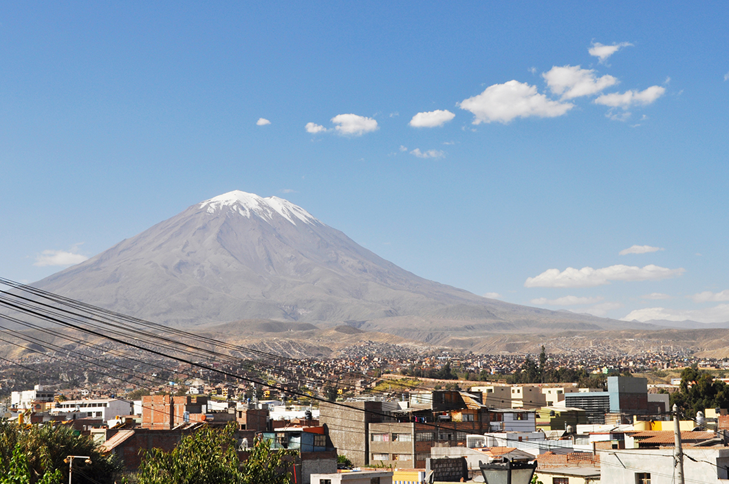 Yanahuara et la Vallée de Chilina - Road trip au Pérou