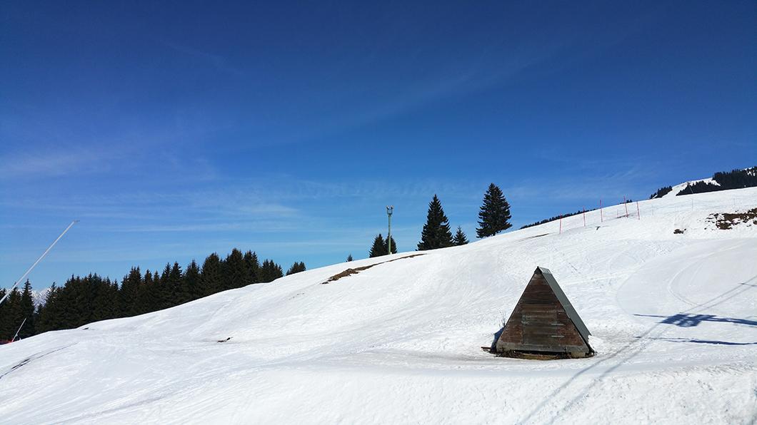 Week end ski dans les Alpes