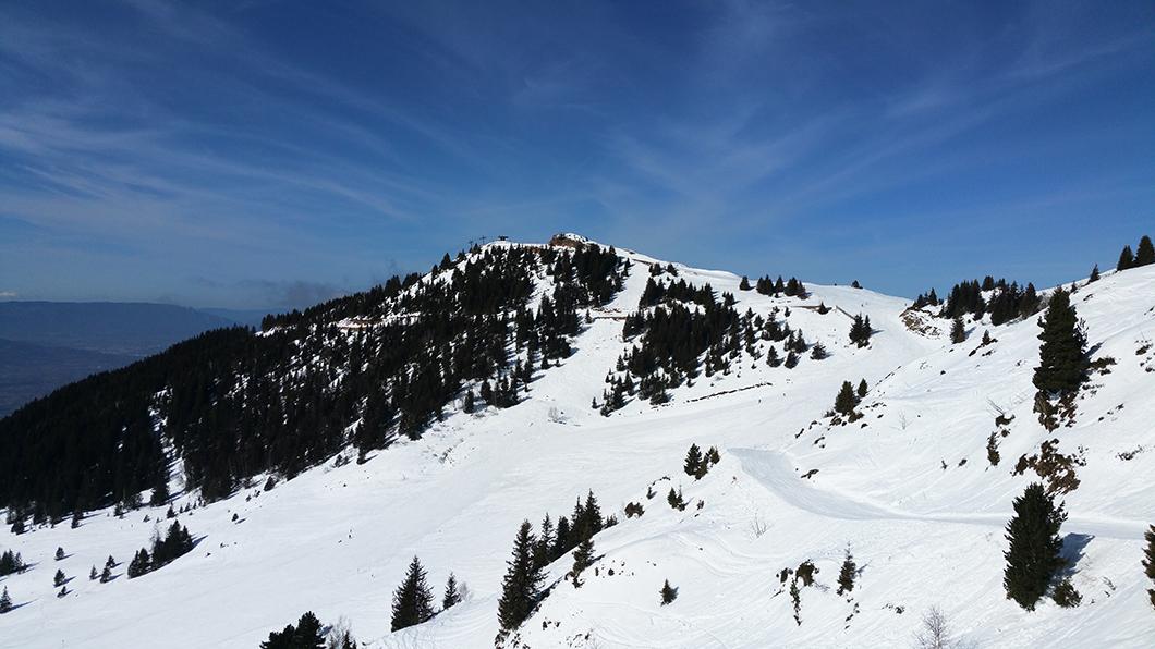 Faire du ski au Collet d'Allevard