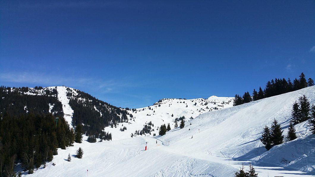 Vacances aus ski en France