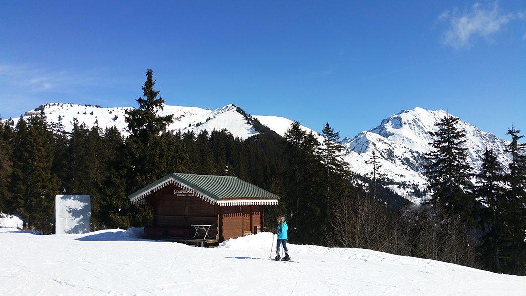 Station du Collet d'Allevard